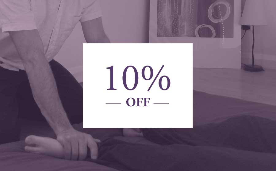 Massage Therapy Bristol Discount